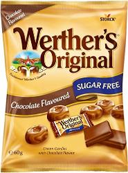 Storck Werthers Original Choco Toffee 150g