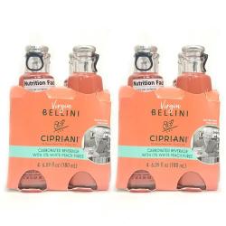 Cipriani Bellini Peach 180ml