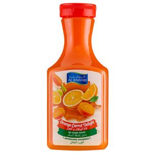 Al Rawabi Orange Carrot Juice 1.5L