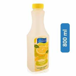 Al Rawabi Lemonade Juice 800ml