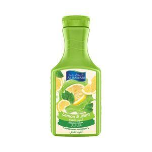 Al Rawabi Lemon Mint Juice 1.5L