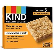 Be Kind Wholegrain Honey 30g