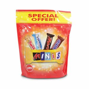 Galaxy Best Minis Chocolate 310g