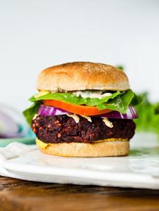The Good Food Vegan Wholesome Walnut Burger 4x100g