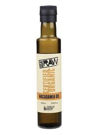 Every Bit Raw Organic Macadamia Oil 250ml