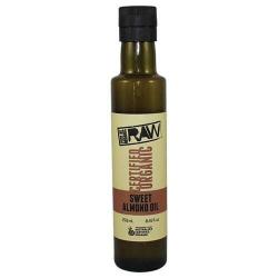 Every Bit Raw Organic Sweet Almond Oil 250ml