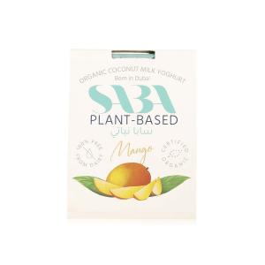 Saba Plant Based Mango Yoghurt 115g