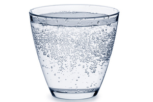 Sparkling Water Glass 330ml