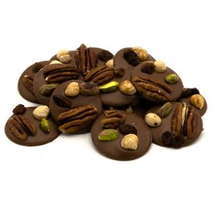 Hazelnut And Raisins Chocolate 47g
