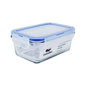 Mondex Glass Food Saver Rectangular 500ml 1pc