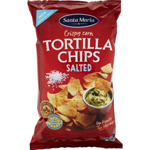 Santa Maria Tortila Chips 185g