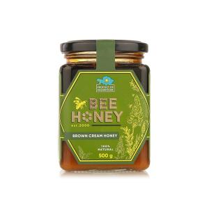 Bee Honey Brown Honey Cream 500g