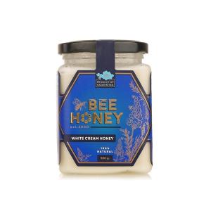 Bee Honey White Cream Honey 500g