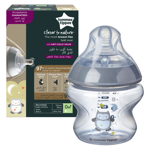 Tommee Tippee Closer To Nature Feeding Bottle Olie 150ml 1pc