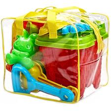 Chamdol Beach Bucket Toy Set Castle 7s