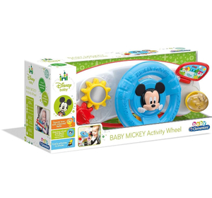 Clementoni Disney Baby Mickey Activity Wheel 1pc
