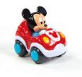 Clementoni Disney Baby Mickey Car Pullback 1pc