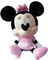 Disney Plush Minnie 8 Inch 1pc