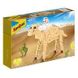 Banbao Arabic Line Camel And Tobees 1pc