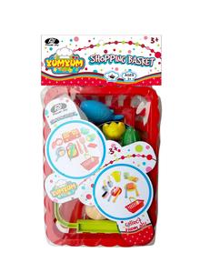 Power Joy Yumyum Shopping Basket 1pc