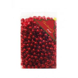 Christmas Magic Beads Garland Red 6mmx10m 1pc