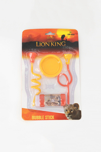 Disney Spaghetti Bubble Wand The Lion King 1pc