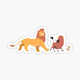 Disney Sticky The Lion King 1pc