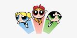 Cartoon Network Tambourine Power Puff Girls 1pc