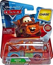 Disney Glow In The Dark Cars 1pc