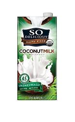 Danone So Delicious Dairy Free Ice Cream Coconut Simply Strawberry 16oz