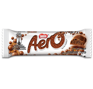 Nestle Aero Milk Chocolate Bar 18g