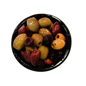 Dellami Mixed Greek Pitted Olives 2.5kg