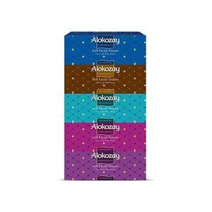 Alokozay Soft Facial Tissues 5s