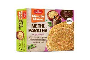 Haldiram's Methi Paratha 300g