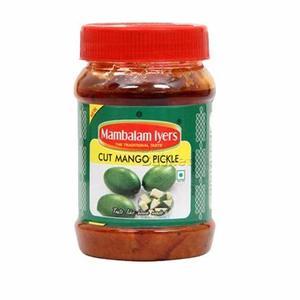 Mambalam Iyer Cut Mango Pickle 200g