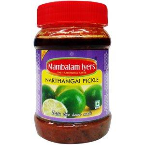 Mambalam Iyer Narthangai Pickle 200g