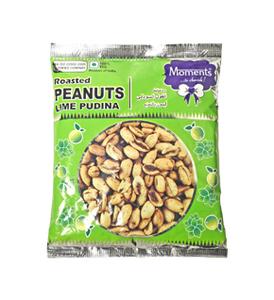Moments Peanut Lime Pudina 100g