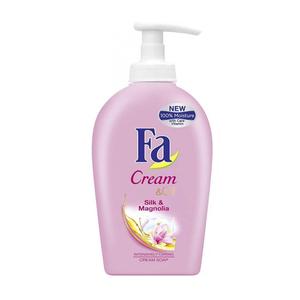 Fa Hand Cream Silk & Magnolia 250ml