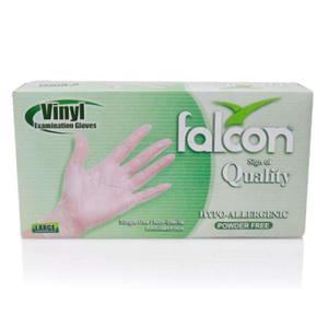 Falcon Vinyl Gloves 100pcs
