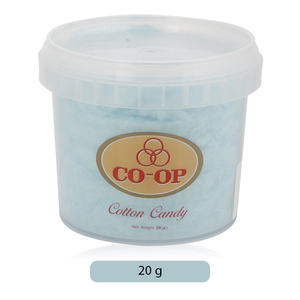 Co-Op Cotton Candy Rasberry 20g