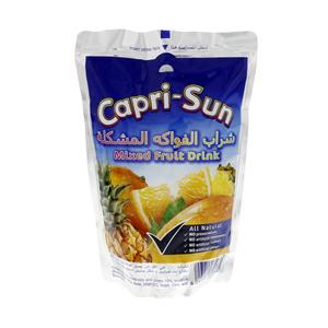 Capri Sun Mixed Fruit Drink 200ml