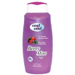 Cool & Cool Shower Gel Berry Mint 250ml