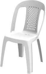 Cosmoplast Regal Chair 1pc
