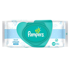 Pampers Baby Wipes Fresh 3pack