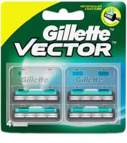 Gillette Vector Cartridges 3s
