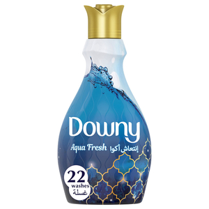 Downy Aqua Fabric Softener 880ml