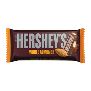 Hershey's Dark Chocolate Almond Regular 40g