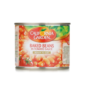 California Garden Baked Beans With Chargril 220g