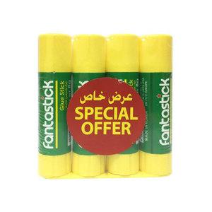 Fantastick Glue Stick - FK-G08S-04SW 4x8g