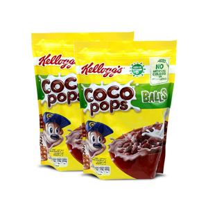 Kellogg's Cereal Coco Pops Balls 2x360g